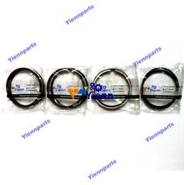 $enCountryForm.capitalKeyWord Australia - 4TNE106 Piston ring set 123900-22050 fit for Yanmar diesel engine 4TNE106T-TBL 4TNE106-TRP 4TNE106T-NS 4TNE106T-RAC repair parts