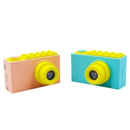 Children Toy Camera Australia - Digital Boy Girl Kids Camera Cartoon Mini 2inch 800P SLR Video Recorder Camera Toys for Children Birthday Christmas Gifts Toy
