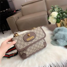 hococal Instock Top Quality Fashion Design Women Bags Handbags Wallets Leather Chain Bag Crossbody Shoulder Bags Messenger Tote Bag on Sale