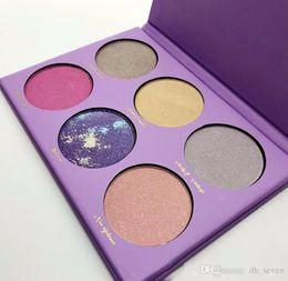 $enCountryForm.capitalKeyWord UK - New makeup Tooth & Nail Cosmetics'. Mermaids 6 colors makeup Palette glow kit Bronzers eyeshadow VS beauty 16pcs