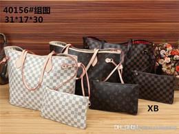 Wholesale 2019 styles Handbag Famous Name Fashion Leather Handbags Women Tote Shoulder Bags Lady Leather Handbags Bags purse XB40156