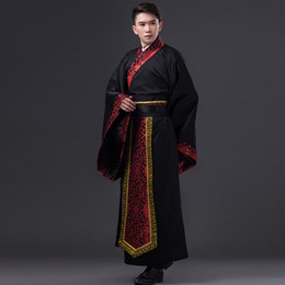 $enCountryForm.capitalKeyWord Australia - Male Chinese Traditional Costume Ancient Robe Clothing Traditional National Tang Suit Hanfu Clothing Men's Cosplay Costume