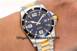 rotating bezel NZ - New L3.741.4.56.6 designer watches Swiss Automatic Sapphire Uni-directional rotating Ceramic Bezel 316L Steel Solid Case Back Mens Watch