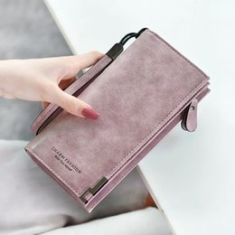 Long Designer Wallet Australia - 2019 Wallet Women Purses Pu Leather Brand Designer Long Wallet Clutch Wallets Female Bag Ladies Vintage Carteira Feminina