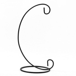 $enCountryForm.capitalKeyWord Australia - Black White Iron Hook for DIY Terrarium Metal plant Hangers Decorative hooks for Succulents Terrarium Kits