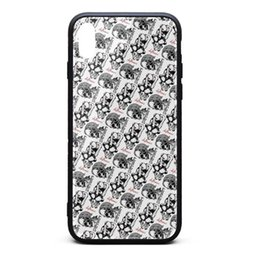 Rabbit Silicone Phone Cases UK - IPhone Xs Max Case 6.5 inch Deftones rabbit skull white scratch-resistant screen protectors designer TPU Rubber Gel Silicone phone cases