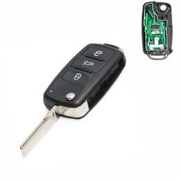 $enCountryForm.capitalKeyWord Australia - Remote Control Car Key Fob ID48 Chip 433MHz 5K0 837 202 AD for Beetle Camper Golf Sharan Tiguan VII Jetta EOS