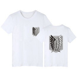 $enCountryForm.capitalKeyWord UK - Elegant Casual Designer Short sleeve T-shirt Comic Invasive Giant Wing pattern 65% cotton Summer Thin material T-shirt Leniency Leisure wear