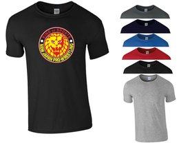 Pro Tees Australia - New Japan Pro Wrestling T Shirt Bullet Club MMA Boxing Gym NJPW Men Women Unisex Fashion tshirt Free Shipping Funny Cool Top Tee White