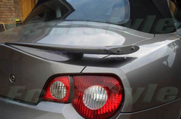 Trunk spoilers online shopping - For BMW Z4 E85 Convertible Rear Wing Trunk Spoiler Unpainted