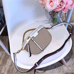 Wholesale best chests for sale – custom Designer Womens Crossbody Waist Bag New Style Best Selling Fashion White Blue Slight Colors for Girls Waist Bag Chest Classic