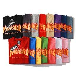 $enCountryForm.capitalKeyWord Australia - 2019 letest design men women couple t shirt 15 COLORS short-sleeved round neck T-shirt Womens Clothes Size with S-2XL mens designer clothing
