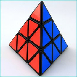 Pyraminx Pyramide Zauberwürfel in Pyramidenform Cube