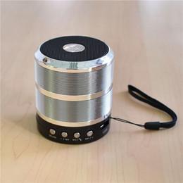 $enCountryForm.capitalKeyWord Australia - 2019 Hot sale WS887 Bluetooth speaker metal-sensitive small steel gun portable mini-wireless FM radio speaker high quality