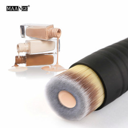 $enCountryForm.capitalKeyWord Australia - 1 Piece Professional Brush, Makeup Cream, Moisturizing Cream, Snow Cream, Soft Beauty, Fine Flavor, Corner Top Top Cosmetic Pencil Tool.