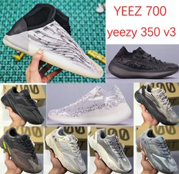 Toptan satış 2019 Runner 700 V2 Erkek Koşu Ayakkabı Jeod Statik Leylak Tuz Katı Gri Atalet Moda Kadınlar Spor