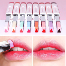 $enCountryForm.capitalKeyWord Australia - BGVfiveLipstick Makeup Lips Paint Stain Moisturizing Hydration Tint Lip Beauty Tools