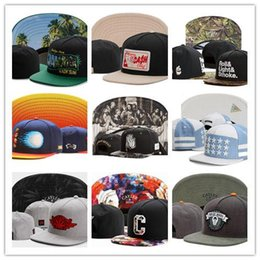Sons Hater Hats Australia - Cheap Adjustable CAYLER & SONS snapbacks Hats snapback caps Cayler and sons hat baseball hats cap hater diamond