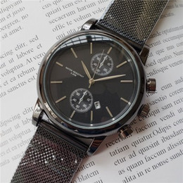 $enCountryForm.capitalKeyWord Australia - hot sale foreign trade explosions luxury fashion men's solid mesh wristband high quality quartz casual watches men and women wristwatches