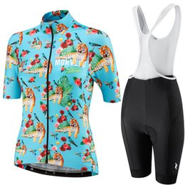 $enCountryForm.capitalKeyWord UK - Morvelo 2019 woman Summer Short Sleeve cycling jersey bike bib shorts set MTB Ropa Ciclismo bicycling Maillot clothes sportwear