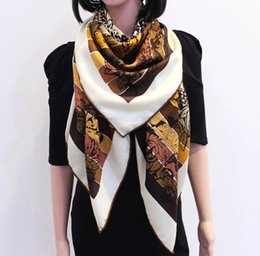 Hijab for girls online shopping - Fashion Scarves For Girls High Quality Cashmere and Silk Square Scarfs and Shawl Hijab Pashmina Lady s Scarf Winter Scarves Muffler Female