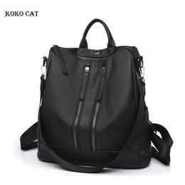 $enCountryForm.capitalKeyWord Australia - Women Backpacks Pu Leather Bags For Korean Style Women Teenage Girls Ladies Travel College Mini Rucksack Small School Bags Y19061004