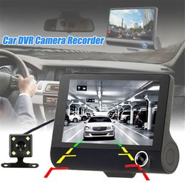 Mirror video parking online shopping - 4 Inch HD P Lens Car DVR Motion Detection Parking Monitor Dash Cam Vehicle Video Recorder with Rearview Camera