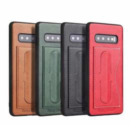 Caso virar luxo pu phone case de couro para samsung galaxy a7 2018 a750f a750 sm-a750f um 7 2018 case em Promoção