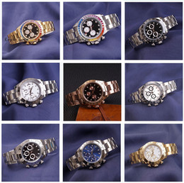 Marca casual online shopping - Top New Watch Men Mechanical MM Stainless Steel Strap Wristwatches Full Function Functional Relojes De Marca De Lujo Hombres