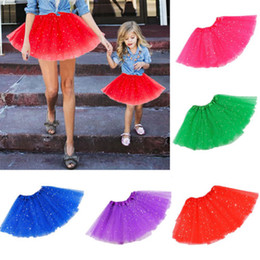 $enCountryForm.capitalKeyWord NZ - Girls Adult Solid Tulle Party Ballet Mesh Summer Mini Mother Daughter Women Tutu A Line Mini Family Skirts