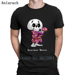 $enCountryForm.capitalKeyWord Australia - Lichs Love Donuts T Shirt Building Knitted Interesting Branded Black Shirt Spring Autumn Cool Euro Size S-3xl Pop Top Tee