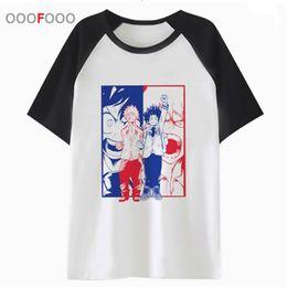 8c2959f40e my hero academia t shirt hip clothing harajuku top men funny tee for t-shirt  hop tshirt male streetwear oNN726