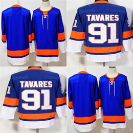 71923ddb84b Cheap 2018 New Brand Womens Kids New York Islanders 91 John Tavares Blank  Royal Stitched Logos Ice Hockey Jerseys Free Shipping Size S-XXL