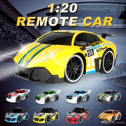 Radio cool online shopping - 1 Rc Car Electric Remote Control Rc Mini Car Cool And High Speed Car Toy With Radio Remote Controller Children Gift