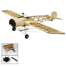 $enCountryForm.capitalKeyWord NZ - S2001 Balsa Wood RC Airplane Dancing Hobby Fokker-E Aircraft KIT Version DIY Flying Model Toys
