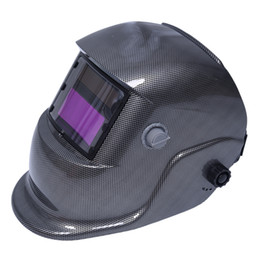 Discount solar auto welding mask - Auto Darkening Welding Helmet Welders Mask Arc Tig Mig Grinding Solar Powered