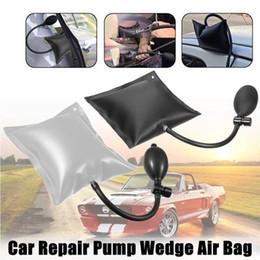 Auto Emergency Tools Australia - Air Pump Wedge Auto Car Repair PDR Tool Car Door Window Furniture Shim Air Cushion Bag Emergency Open Unlock Tool Kit