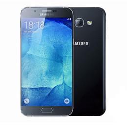 $enCountryForm.capitalKeyWord Australia - Original Samsung Galaxy A8000 5.7inch octa core 4G LTE smartphone 2G RAM 16G ROM 16M camera dual sim card unlocked refurbished phone