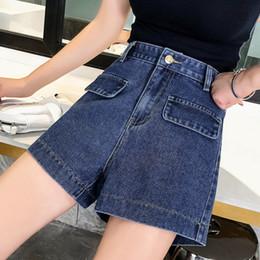 fcdac847bdb4 Pantalones Cortos De Mezclilla Para Mujer Online   Pantalones Cortos ...