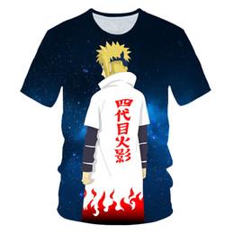 $enCountryForm.capitalKeyWord Australia - ONE PIECE T-shirt 3D Men T-shirt Anime Tshirt Harajuku Comics Tops NARUTO BLEACH Printing Tee Fashion Stranger Things t shirts for men