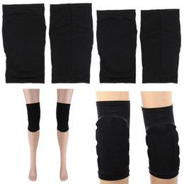 Ginocchio elastico di sicurezza rilievi molli del ginocchio Supporto per il calcio di pattinaggio XS + M in Offerta