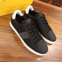 latest men flat casual shoes NZ - Latest mens casual shoes for autumn and winter Contracted endure look recreational flat bottom sports small white shoe