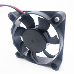 $enCountryForm.capitalKeyWord Australia - New DC 5V 12V 24V 0.1A 5010 50MM 50*50*10MM Cooling Fan Graphics card bridge chip 3D Printer Cooling fan with 2pin 3pin