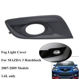 Ingrosso Copertura automatica della luce della nebbia del paraurti anteriore per la copertura della lampada antinebbia sostituibile di Berlina 3 2008 Hatchback 2007 2008 2009 1.6L