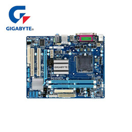 $enCountryForm.capitalKeyWord Australia - 100% Gigabyte GA-G41MT-D3 Motherboard LGA 775 DDR3 8GB 1066Mhz Desktop Mainboard For Core 2 For Intel G41 D3 DDR3 G41MT D3 Used