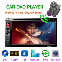 $enCountryForm.capitalKeyWord Australia - 6.2-inch 2DIN Car Multimedia Player Steering Wheel Control FM Radio Bluetooth Hands-free Calls Media