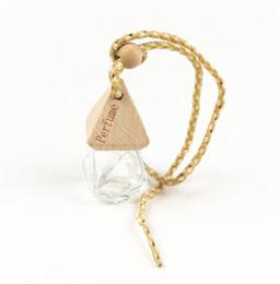 $enCountryForm.capitalKeyWord Australia - Car Perfume Bottle Pendant Fragrant Glass Bottles Car Air Freshener perfume Diffuser Crystal Car-styling Hanging Ornament