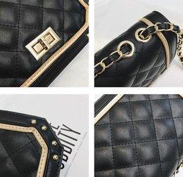 $enCountryForm.capitalKeyWord Australia - 2019 Casual fashion women Hand bag lady bag Small Mini Mobile phone bag Cross Body Shoulder Bags High quality PU Handbags Two-tone RH6055