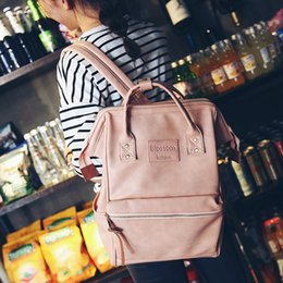 Style Backpacks Australia - Fashion Multifunction Women Backpack Fashion Youth Korean Style Shoulder Bag Laptop Backpack Schoolbags For Teenager Girls Boys Y19061004