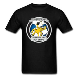 $enCountryForm.capitalKeyWord Australia - Great Discount Good T-shirts for Horde University Students Printed in the Funny Design Unique Comic Tee